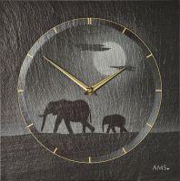 Nástěnné hodiny AMS 9524