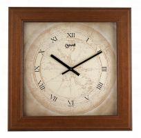 Designové nástěnné hodiny 03535 Lowell Prestige 43cm