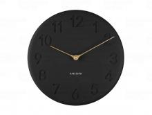 Designové nástěnné hodiny 5771BK Karlsson 25cm