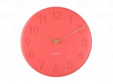Designové nástěnné hodiny 5771CP Karlsson 25cm