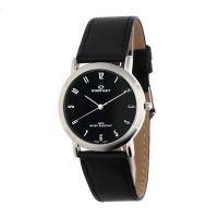 pánské hodinky černá řemínek