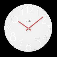 Dřevěné hodiny JVD