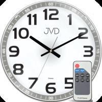 Nástěnné hodiny s LED podsvícením JVD HPC11