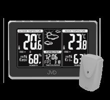 Rádiem řízená meteorologická stanice JVD RB658