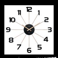Velké nástěnné hodiny JVD HT072.3