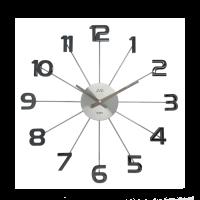 Velké nástěnné hodiny JVD HT072.4