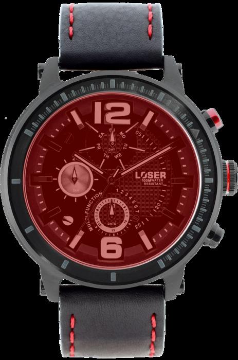 617a62470c0 Nástěnné hodiny Sportovní hodinky LOSER S-Mode FIRE + dárek paměťová ...
