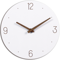 Designové hodiny kulaté SKLADEM