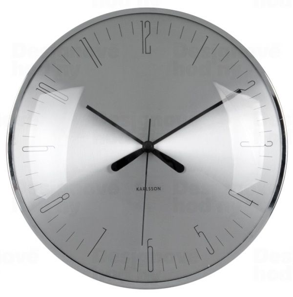 Designové nástěnné hodiny Karlsson KA5663