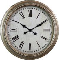 Retro nástěnné hodiny s římskými číslicemi E01.3882