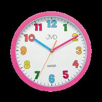 Nástěnné hodiny JVD sweep HA46.2