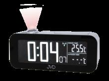 Rádiem řízený svítící budík s projekcí RB93