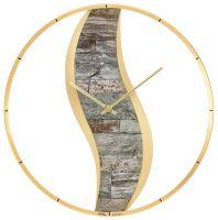 Designové nástěnné hodiny 9645 AMS 40cm