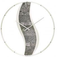 Designové nástěnné hodiny 9646 AMS 40cm