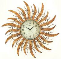 Designové nástěnné hodiny 9639 AMS 70cm