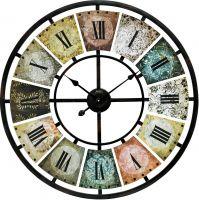 Designové nástěnné hodiny 9644 AMS 80cm