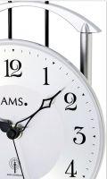 Stolní hodiny ams 5192 rádiem řízené