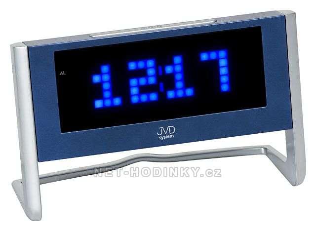 SB 1252 - Svítící budík JVD system SB1252.3.3