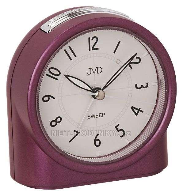 Nástěnné hodiny Budík JVD SRP62.2.2, SRP62.3.3 Nástěnné hodiny