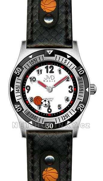 Chlapecké náramkové hodinky JVD basic J7038.1.1, J7038.3.2, J7038.4.3, pro kluky J7038.3.2