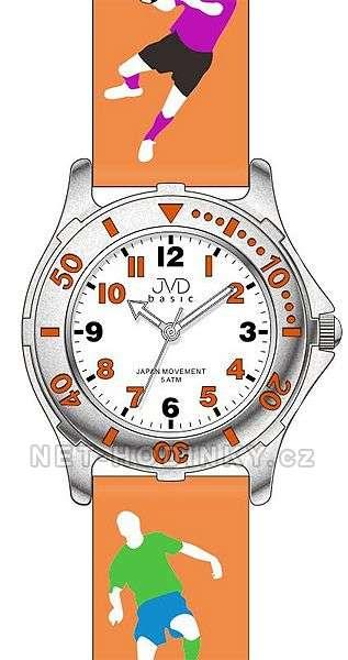 Chlapecké náramkové hodinky JVD basic J7113.1.1, J7113.2.2, J7113.3.3, hodinky pro kluky J7113.1.1