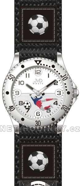 Dětské náramkové hodinky JVD J7071.1.1, J7071.2.2, J7071.3.3, hodinky pro kluky, chlapce J7071.3.3