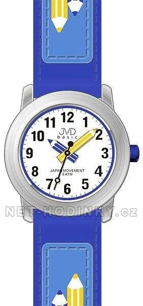 JVD Náramkové dětské hodinky pro holky, dívčí hodinky, hodinky pro kluky J 7109. 3.3