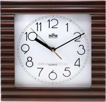 Nástěnné hodiny dřevo