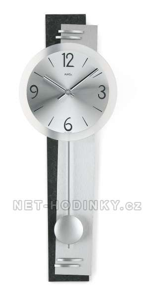 Kyvadlové hodiny AMS 7255, pendlovky