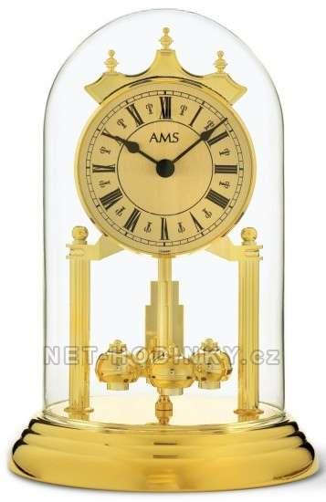 Stolní hodiny ročky AMS 1203