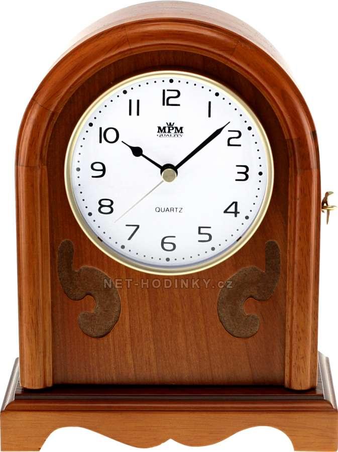 Stolní hodiny MPM Quality