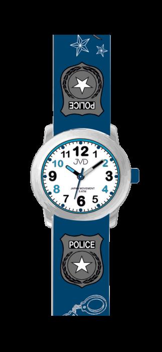 Nástěnné hodiny Dětské náramkové hodinky JVD J7173.3 Nástěnné hodiny