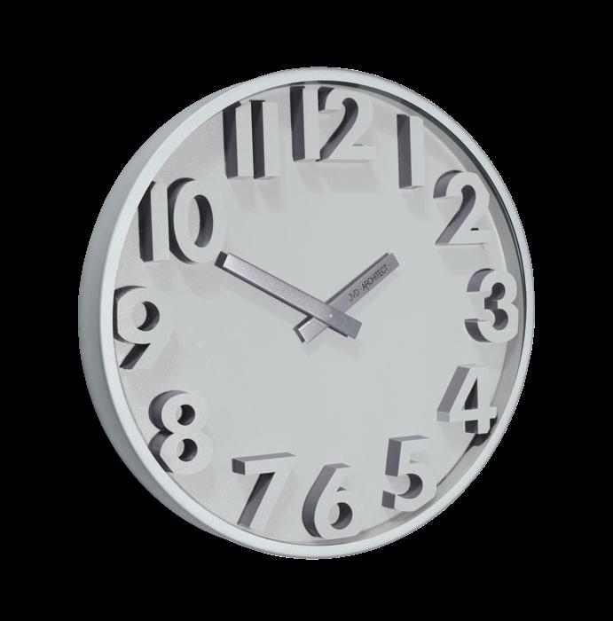 Nástěnné hodiny JVD -Architect- HC11.1