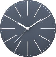 Nástěnné hodiny nástěnné hodiny na stěnu, kulaté hodiny na zeď bílá Nástěnné hodiny