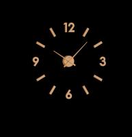 Nástěnné nalepovací hodiny JVD HC20.2