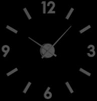 Nástěnné nalepovací hodiny JVD HC20.3