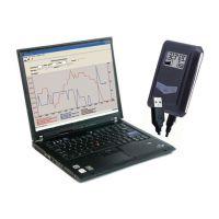 Datalogger DS100.11 USB vodotěsný