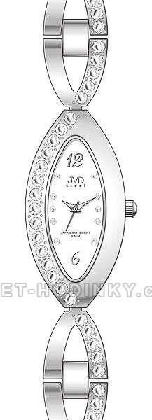 Dámské náramkové hodinky JVD steel J4108.1.1, J4108.2.2, J4108.3.3