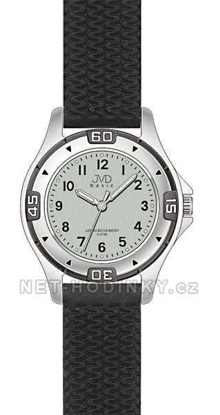 Dětské náramkové hodinky JVD basic J7033.1.1, J7033.5.5 hodinky pro kluky i holky J7033.5.5