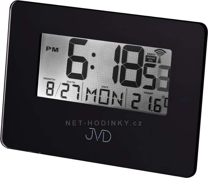 Digitální budík JVD RB995.1, RB995.1.2 RB995.1