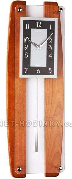 Kyvadlové hodiny nástěnné JVD quartz N12033.41.2, N 12033. 68.1 N 12033. 41.2