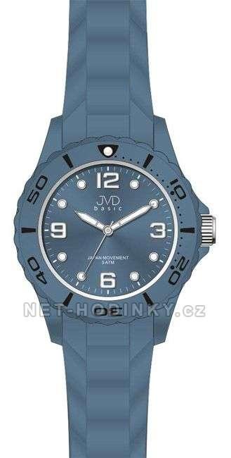 JVD Náramkové hodinky chlapecké, klučičí hodinky pro kluka J6002.4.4