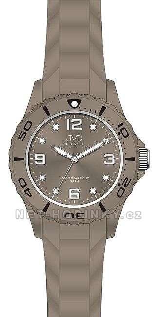 JVD Náramkové hodinky chlapecké, klučičí hodinky pro kluka J6002.5.5