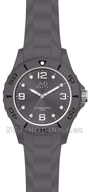 JVD Náramkové hodinky chlapecké, klučičí hodinky pro kluka J6002.6.6