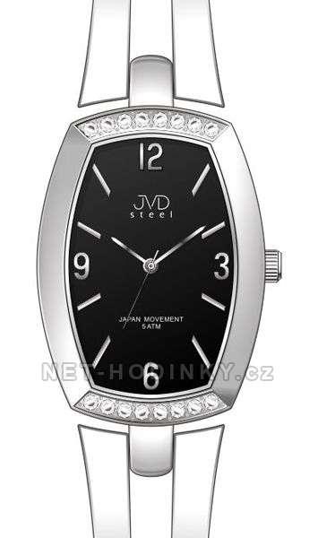 Náramkové hodinky JVD steel J4106.1.1, J4106.2.2, J4106.3.3