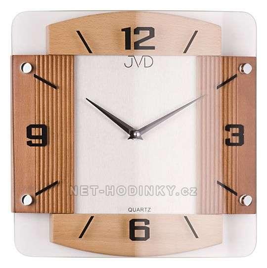 JVD Nástěnné designové hodiny N11060.68.1