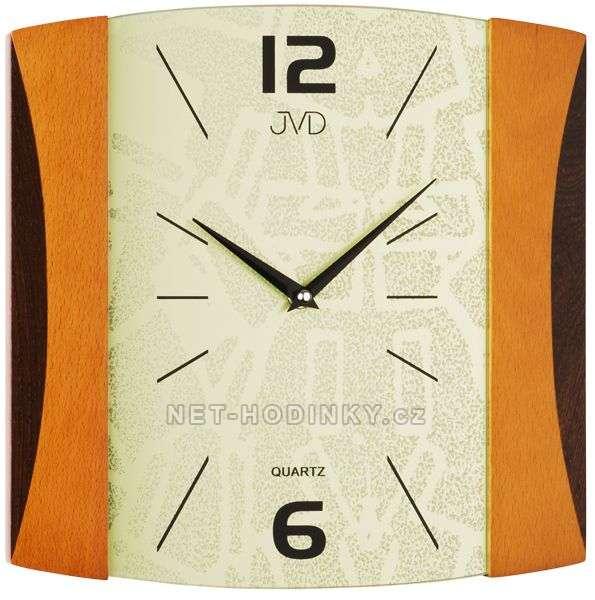 Nástěnné hodiny JVD quartz N12015.1.1, Nástěnné hodiny JVD quartz N12015.2.2 N12015.2.2