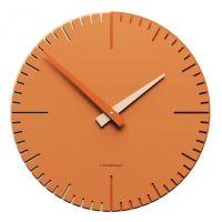 Designové hodiny 10-025 CalleaDesign Exacto 36cm (více barevných verzí) Barva antická růžová (světlejší)-32