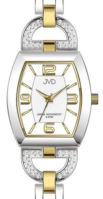 Nástěnné hodiny Náramkové hodinky JVD steel J4084.3 Nástěnné hodiny