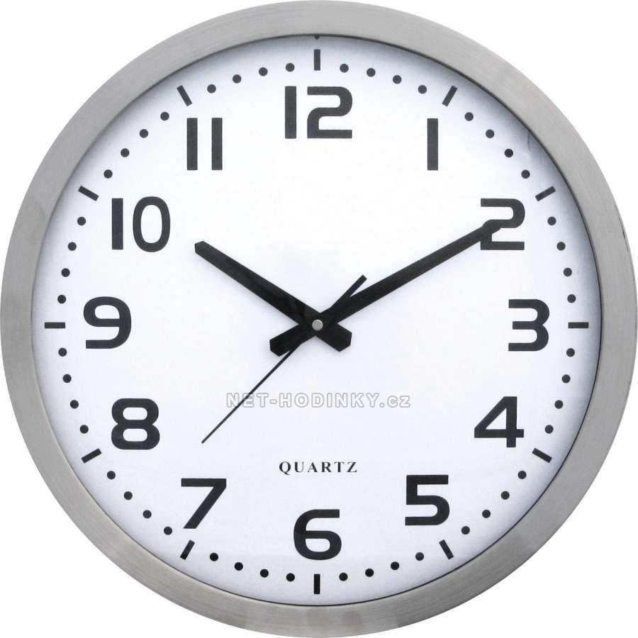 Hodiny nástěnné kovové (H6002.7), hodiny na stěnu